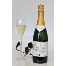 Espumante Brut 2013 - caixa com 6 garrafas (Cód. 131)